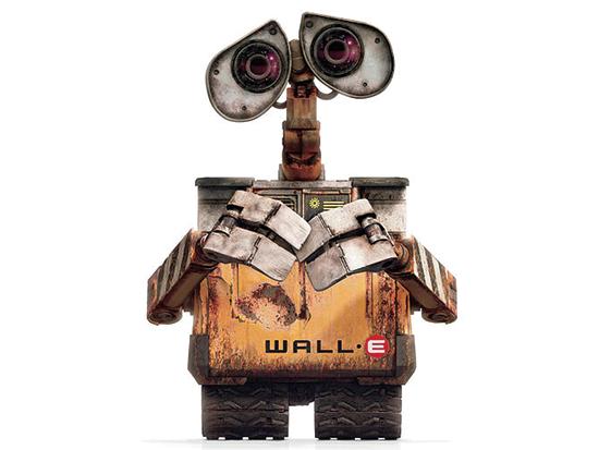 """""""וול־אי"""" / צילום: באדיבות (yes (Disney Pixar"""