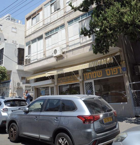 שדרות יהודית 5 תל אביב / צילום: איל יצהר