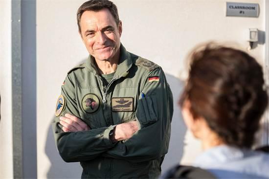 קולונל קריסטוף קונראת / צילום: יחצ