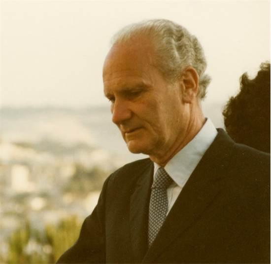 מאיר שמגר ב-1992 / צילום: דודי תדמור