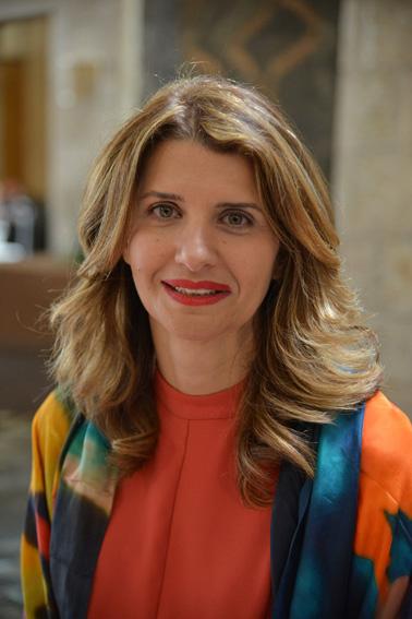 אילנית מלכיאור, הממונה על התיירות ברשות לפיתוח ירושלים/צילום: תמר מצפי