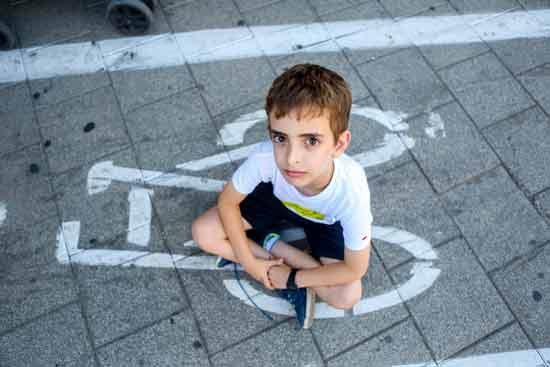 אלון בן ה-10 / צילום: שלומי יוסף
