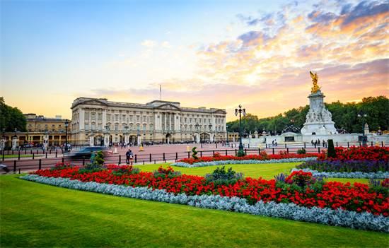 ארמון בקינגהאם / צילום: Shutterstock