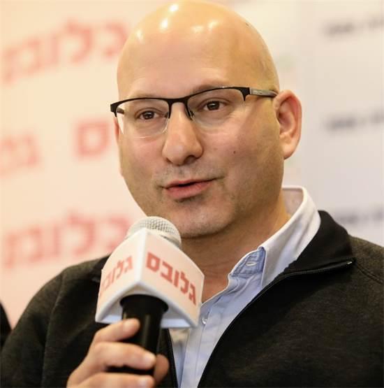 """ערן חרמוני, מזכ""""ל מפלגת העבודה / צילום: שלומי יוסף"""