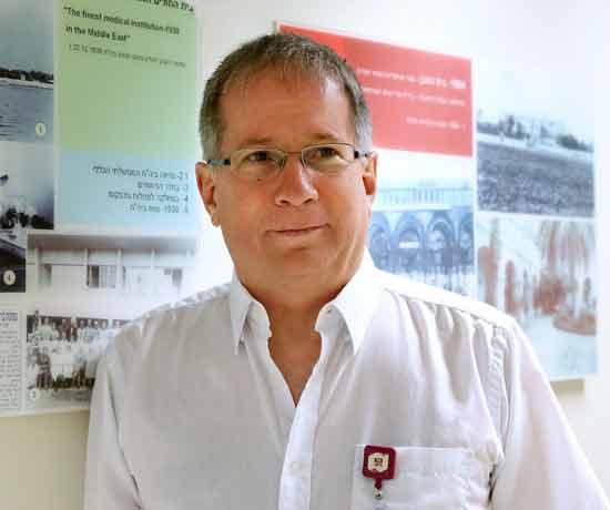 """ד""""ר מיכאל הלברטל/צילום: צילום: פיוטר פליטר"""