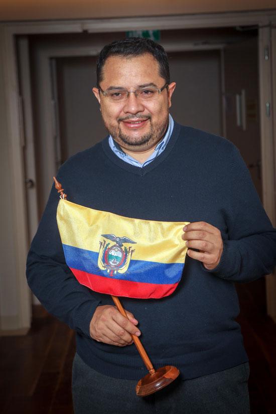 """ד""""ר קרלוס מנה'/ צילום: שלומי יוסף"""