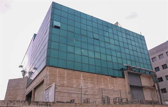 הבניין ברחוב פסח לב 7 בלוד / צילום: כדיה לוי