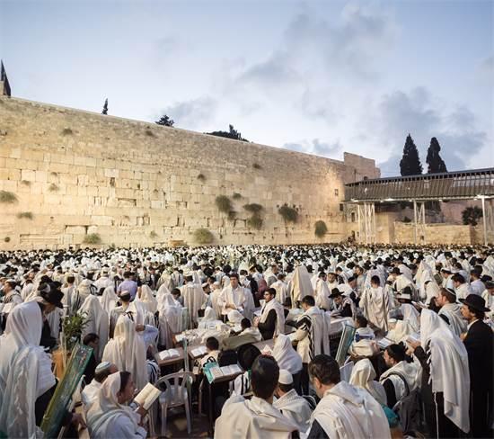 הכותל בירושלים / צילום: shutterstock, שאטרסטוק