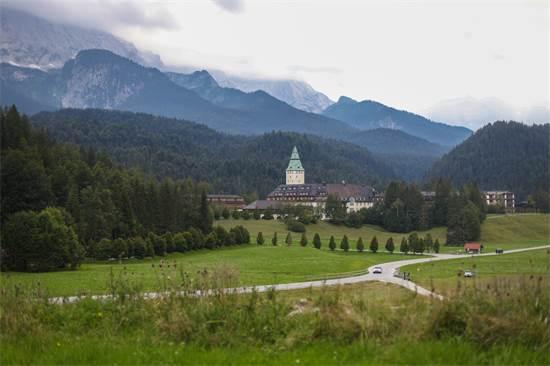 Schloss Elmau / צילום: שאטרסטוק