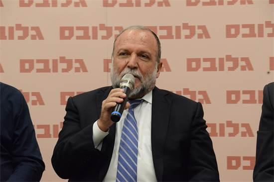 איציק כהן סגן שר האוצר / צילום: איל יצהר, גלובס
