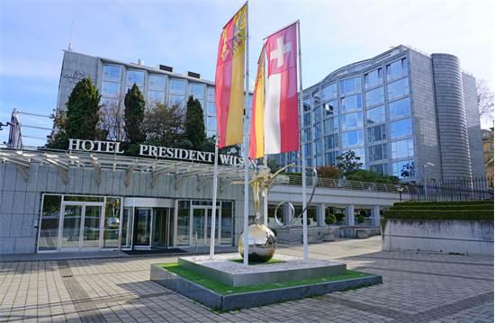 מלון President Wilson הממוקם בז׳נבה שבשוויץ / צילום: שאטרסטוק