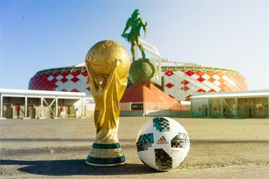 המונדיאל ברוסיה. שלב חדש, כדור חדש / צילום: שאטרסטוק