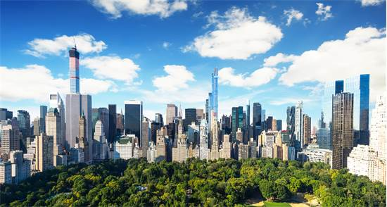 בנייני היוקרה בניו יורק / צילום: שאטרסטוק