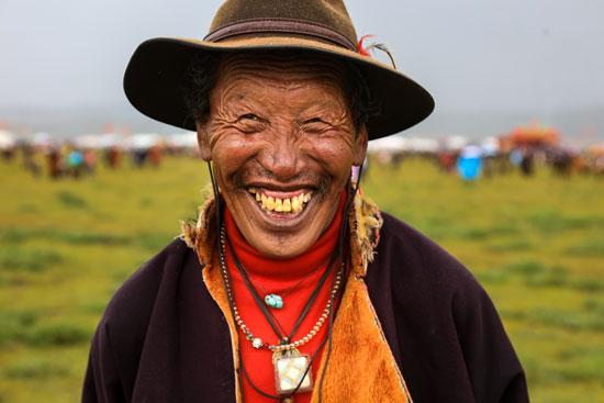 בן אחד השבטים/ צילום: דורון הורוביץ