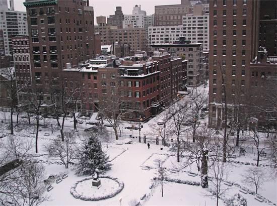 אזור פארק גראמרסי במנהטן, ניו יורק / צילום: שאטרסטוק