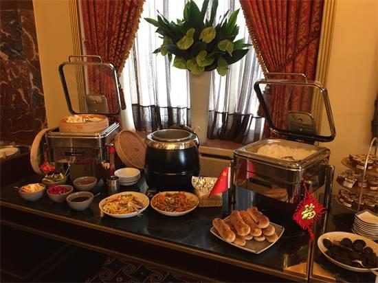 עמדות אוכל סיני במלונות דן/צילום: באדיבות מלונות דן