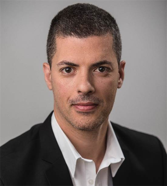 """פרץ רגב, מנכ""""ל PayPal ישראל/צילום: רמי זרנגר"""
