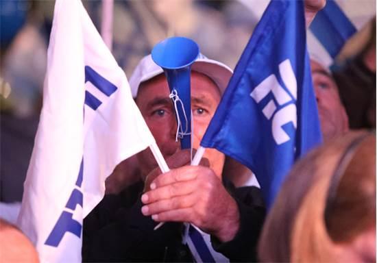 הפגנה נגד הפרקליטות / צילום: שלומי יוסף, גלובס