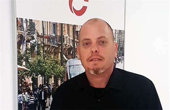 """ערן שכטמן, מנכ""""ל קונקט, מפעילת הרכבת הקלה בירושלים/צילום: קונקט"""