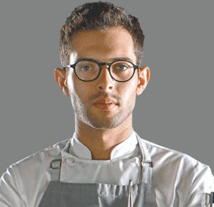 השף רז רהב / צילום: חיים  יוסף