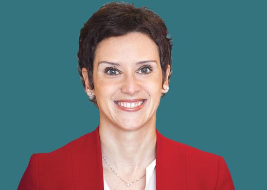 פרופ' מוניקה דה בולה  / צילום: מכון פטרסון לכלכלה בינלאומית