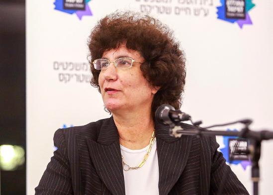 פרופ' דפנה ברק ארז, שופטת עליון / צילום: שלומי יוסף
