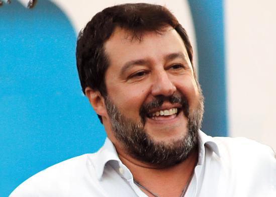 מתיאו סלביני / צילום: רויטרס