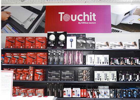 רשת ''אופיס דיפו'' משיקה את 2 חנויות חנויות הדיוטי פרי החדשות בנתב''ג / צילום: מורג ביטן