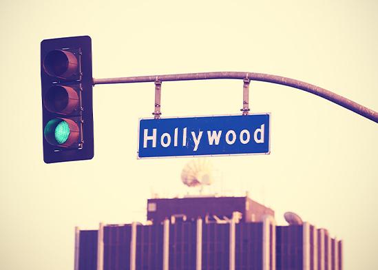 רמזור בלוס אנג'לס/ צילום: Shutterstock/ א.ס.א.פ קריאייטיב