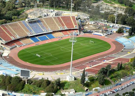 אצטדיון רמת גן / צילום: איל יצהר