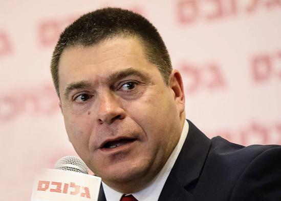 ראש העירייה, שוקי אוחנה בפאנל צפת, מצביעים כלכלה  / צילום: שלומי יוסף