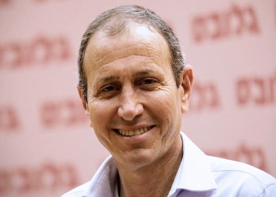 ראש עיריית עכו, שמעון לנקרי / צילום: שלומי יוסף