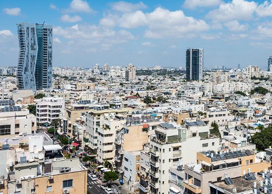 תל אביב, ישראל / צילום: shutterstock