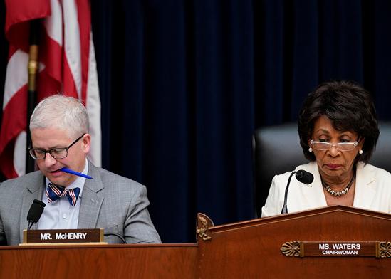 חברי הקונגרס בארצות הברית נגד המטבע הדיגיטלי של פייסבוק / צילום: Aaron P. Bernstein, רויטרס