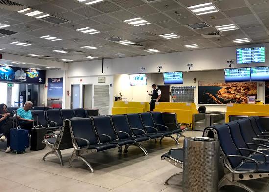 נמל תעופה שדה דב / צילום: מיכל רז חיימוביץ',
