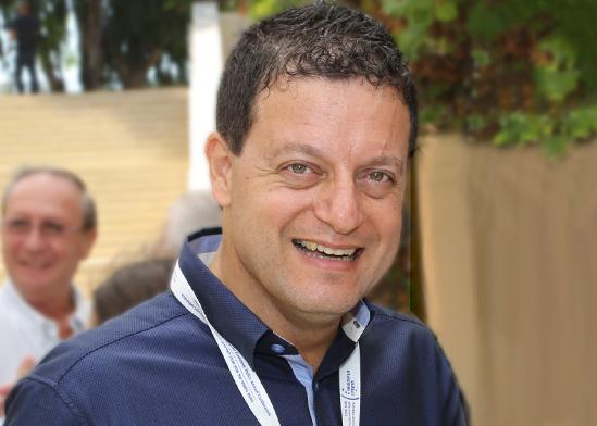 """ד""""ר סאמר חאג' יחיא  / צילום: רון אלון"""
