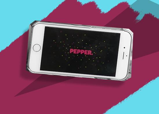 אפליקציית התשלומים PEPPER - בנק במובייל, מקבוצת לאומי  / צילום: טלי בוגדנובסקי