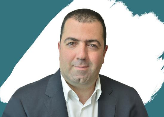 """עו""""ד חיים לוי / צילום: תמר מצפי"""
