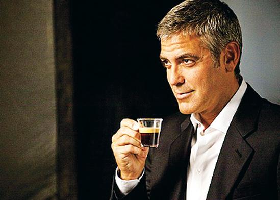 ג'ורג' קלוני  / צילום: מתוך קמפיין נספרסו