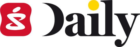 """לוגו תת-הרשת החדשה """"Daily"""" של סופרפארם"""