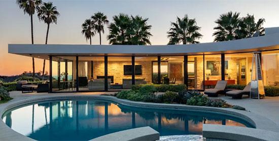 """הבית בבל אייר שמאסק קנה ב-3.6 מיליון דולר / צילום: יח""""צ HILTON & HYLAND, יח""""צ"""