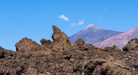 הר הגעש טיידה/ צילום: צילום: נורית פרח