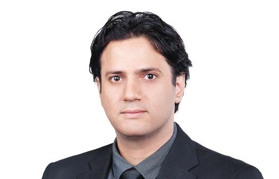 ספי עובדיה, הפרשן הפוליטי של חדשות 13 / צילום: ענבל מרמרי