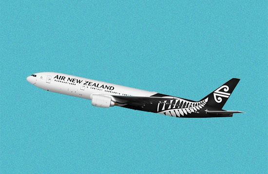 מטוס אייר ניו זילנד / צילום: אתר החברה