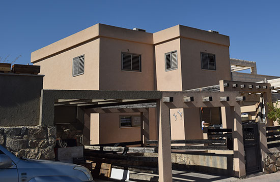 נחל חולית 36, מצפה רמון / צילום: בר אל, גלובס