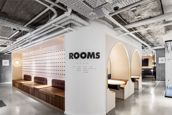 "ROOMS - מבט מבפנים / צילום: איתי בנית, יח""צ"