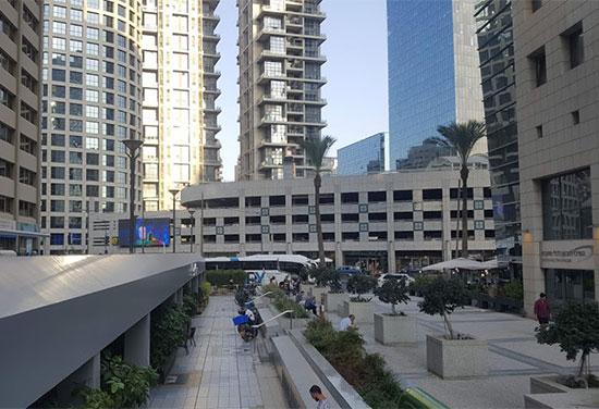 הבורסה ברמת גן בקומת הרחוב / צילום: גיא נרדי