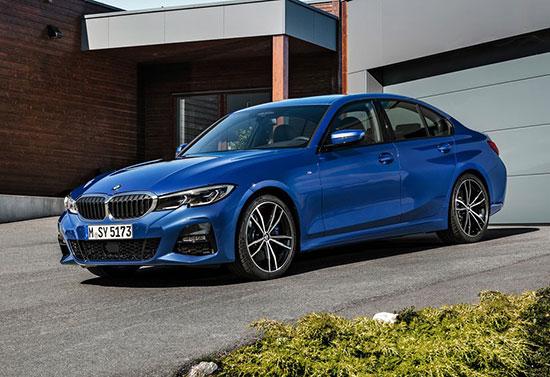 """סדרת BMW 2019 / צילום: יח""""צ"""