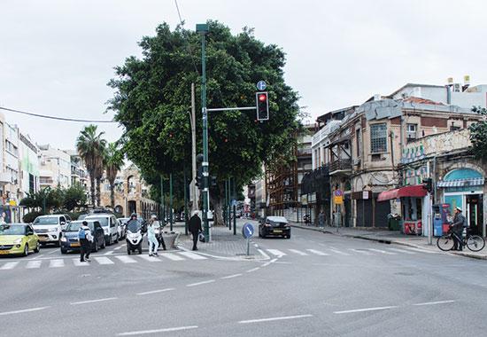 שדרות ירושלים ביפו / צילום: ג'וזף,