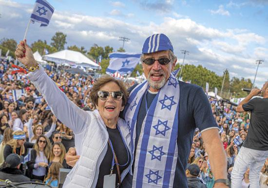 נתי ודבי סיידוף / צילום: לינדה קסיאן